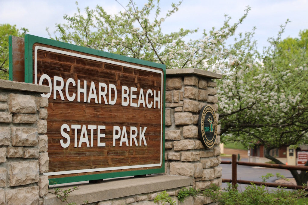 Orchard Beach State Park - Manistee County Tourism